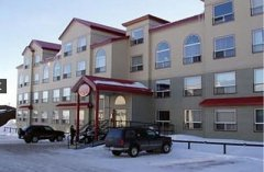Capital Suites Iqaluit酒店